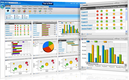 The Best Project Management Tool - ProjectManager