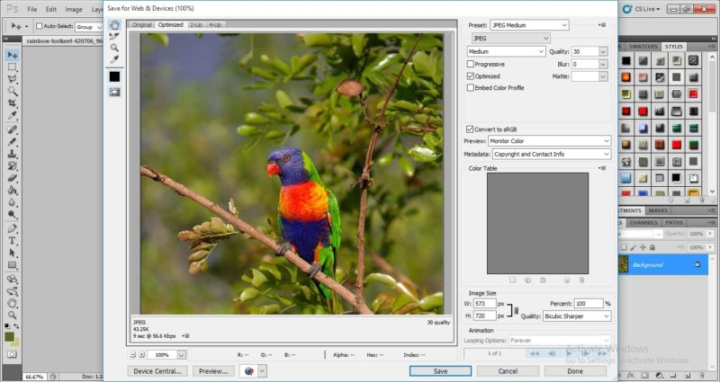 How To Reduce Image File Size In Photoshop Without Losing Quality